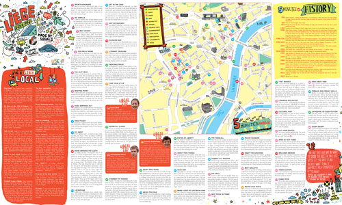 Download Liege City Map