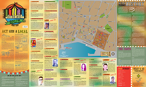 Download Split City Map