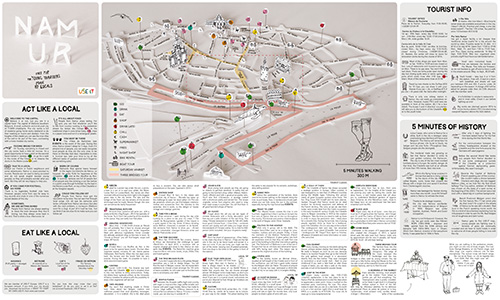Download Namur City Map