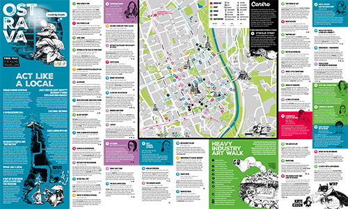 Download Ostrava City Map
