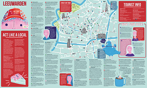 Download Leeuwarden City Map