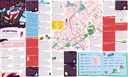Download Nantes City Map