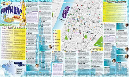 Antwerp Map Europe.Use It Europe Antwerp
