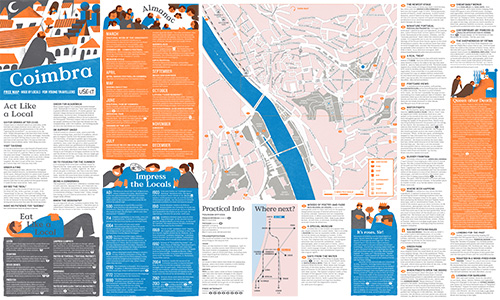 Download Coimbra City Map