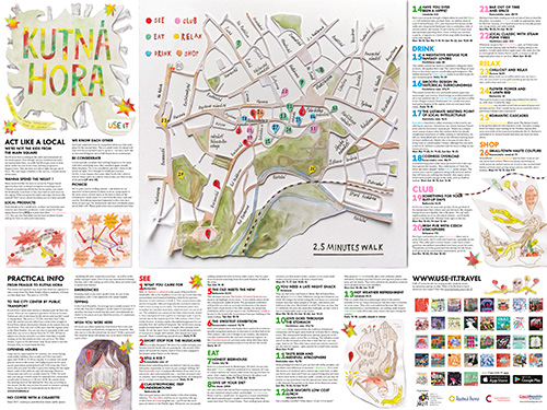 Download Kutná Hora City Map