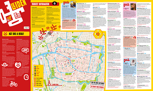 Download Leiden City Map